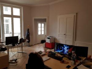 Location Bureau Coworking Nantes centre